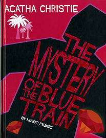 The Mystery of the Blue Train (Agatha Christie Comic Strip) (Hardcover) Books
