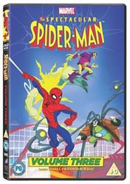 The Spectacular Spider-Man Volume 3 [DVD] [2010] DVD