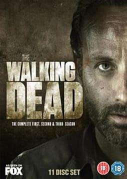 The Walking Dead - Season 1-3 [DVD] [2010] DVD