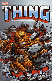 Thing Classic - Vol. 2 (The Thing) (Paperback) Books