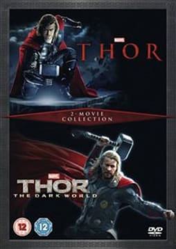 Thor/Thor: The Dark World Double Pack [DVD] DVD