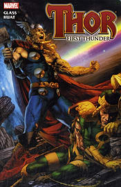 Thor: First Thunder (Graphic Novel Trade Pb) (Paperback) Books