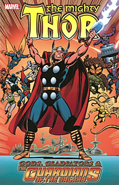 Thor: Gods, Gladiators & The Guardians of the Galaxy (Thor (Marvel Paperback)) (Paperback) Books