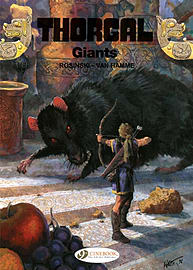 Thorgal Vol.14: Giants (Thorgal (Cinebook)) (Paperback) Books