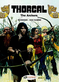 Thorgal Vol.4: The Archers (Thorgal (Cinebook)) (Paperback) Books