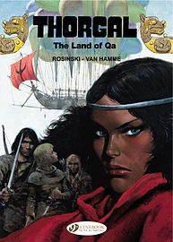 Thorgal Vol.5: The Land of Qa (Paperback) Books