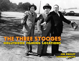 Three Stooges, The (Hardcover) Books
