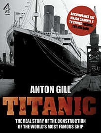 Titanic: (Accompanies the Channel 4 TV series Titanic: The Mission) (Hardcover) Books