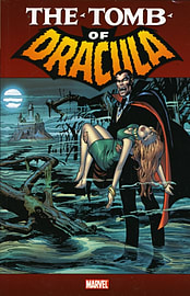 Tomb Of Dracula Volume 1 TPB (Paperback) Books