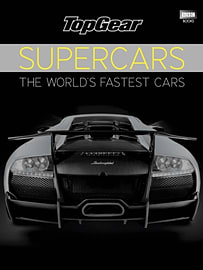Top Gear Supercars: The World's Fastest Cars (Hardcover) Books