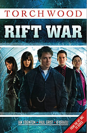 Torchwood: Rift War (Paperback) Books