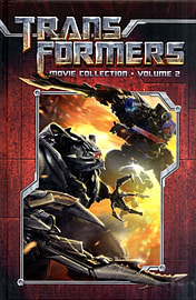 Transformers Movie Collection Volume 2 (Hardcover) Books
