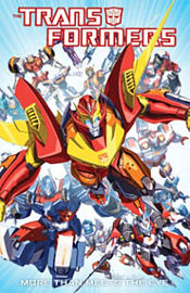 Transformers: More Than Meets The Eye Volume 1 (Transformers (Idw)) (Paperback) Books