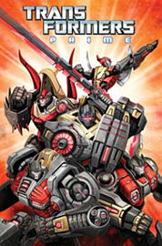 Transformers Prime: Rage of the Dinobots (Paperback) Books