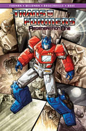 Transformers: Regeneration One Volume 1 (Paperback) Books