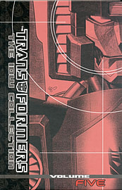 Transformers: The IDW Collection Volume 5 (Transformers: The IDW Collections) (Hardcover) Books