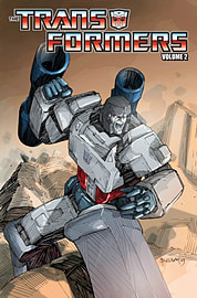 Transformers Vol. 2: International Incident (Transformers (Numbered)) (Paperback) Books