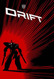 Transformers: Complete Drift (Hardcover) Books