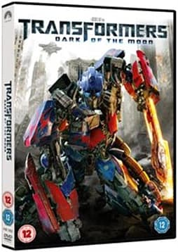 Transformers: Dark of the Moon [DVD] DVD