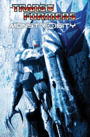 Transformers: Monstrosity (Transformers (Idw)) (Paperback) Books