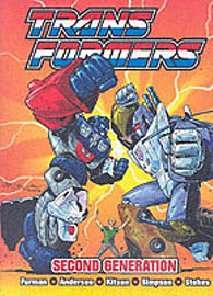 Transformers: Second Generation (Paperback) Books