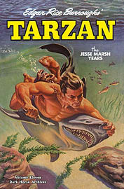 TARZAN THE JESSE MARSH YEARS VOL 11 Books
