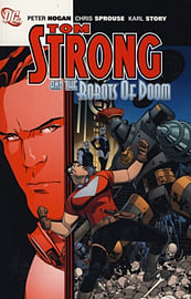 TOM STRONG & THE ROBOTS OF DOOM Books