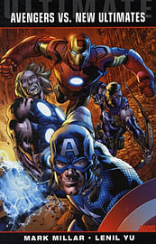 Ultimate Comics Avengers vs New Ultimates (Paperback) Books