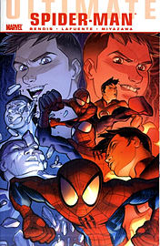 Ultimate Comics Spider-Man, Vol. 2: Chameleons (Paperback) Books
