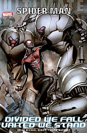 Ultimate Comics Spider-Man: Divided We Fall - United We Stand (Paperback) Books