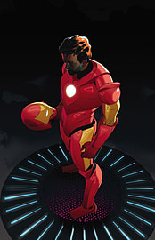 Ultimate Comics Iron Man (Paperback) Books