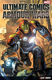 Ultimate Comics: Armour Wars (Paperback) Books