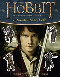 Ultimate Sticker Book (The Hobbit: The Desolation of Smaug) (Paperback) Books