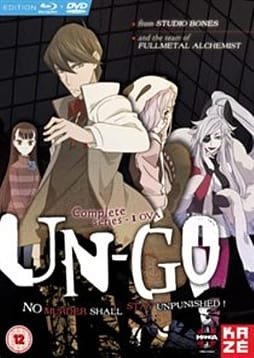 Un-Go: Complete Box Set Blu-ray / DVD Combo Pack DVD