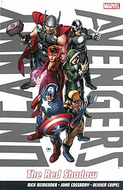 Uncanny Avengers: The Red Shadow (Paperback) Books