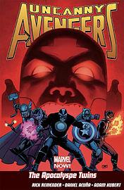 Uncanny Avengers Vol.2: The Apocalypse Twins (Paperback) Books
