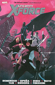 Uncanny X-Force by Rick Remender Omnibus: (Hardcover) Books