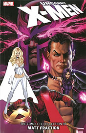 Uncanny X-Men: The Complete Collection by Matt Fraction Vol. 2 (Paperback) Books