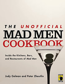 Unofficial Mad Men Cookbook (Paperback) Books