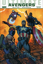 ULTIMATE COMICS AVENGERS: NEXT GENER Books