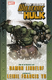 ULTIMATE COMICS WOLVERINE VS. HULK Books