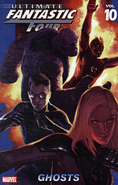 ULTIMATE FANTASTIC FOUR VOL.10: GHO Books