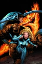 ULTIMATE FANTASTIC FOUR VOL.5: CROS Books