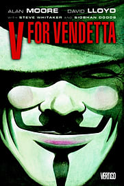 V For Vendetta New Edition TP (Paperback) Books