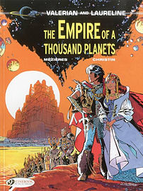 Valerian Vol.2: The Empire of a Thousand Planets (Paperback) Books