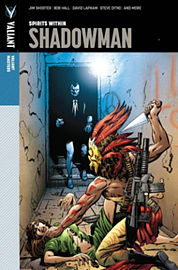 Valiant Masters: Shadowman Volume 1 - Spirits Within HC (Hardcover) Books