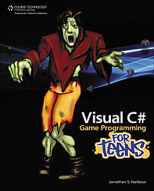 Visual C# Game Programming for Teens (For Teens (Course Technology)) (Paperback) Books