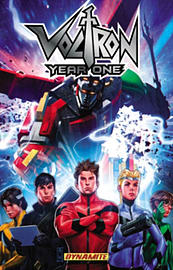 Voltron Year One TP (Paperback) Books
