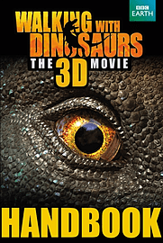 Walking With Dinosaurs Handbook (Walking With Dinosaurs Film) (Paperback) Books