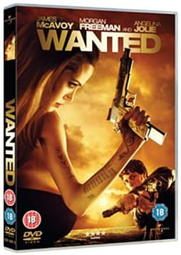 Wanted [DVD] DVD